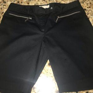 Black like new Michael Kors shorts